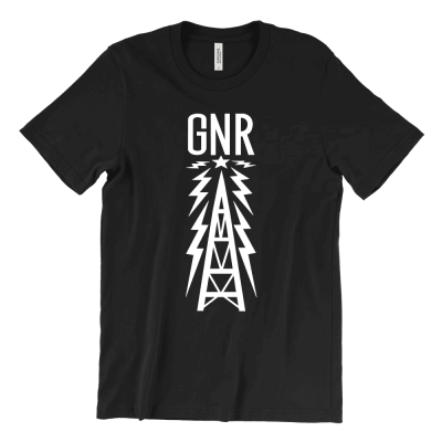 GNR - Galaxy News Radio Logo T-Shirt | Fallout 3