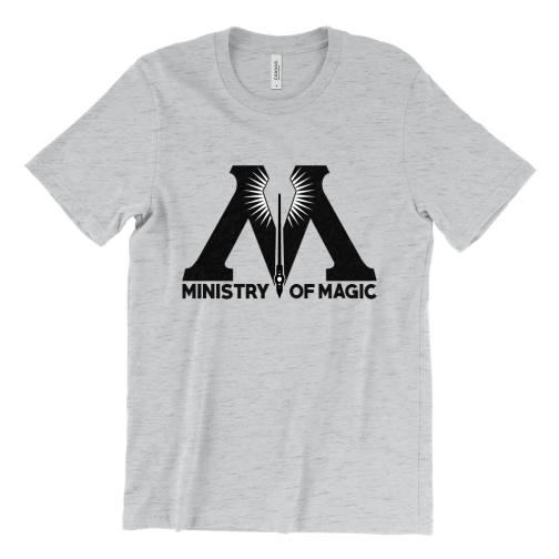 Ministry of Magic logo T-Shirt | Harry Potter Universe