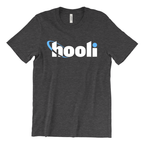 Hooli logo T-Shirt Silicon Valley