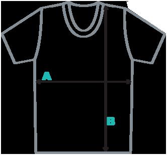 Idiocracy T-Shirt Size Chart | FictionalCorporations.com