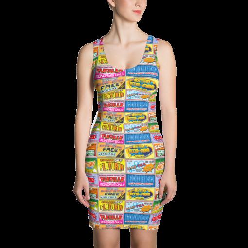 Idiocracy Dress