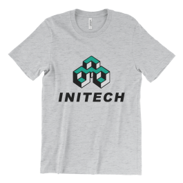 Initech | Office Space logo T-Shirt
