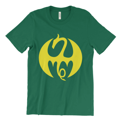 Iron Fist Shou-Lao the Undying T-Shirt