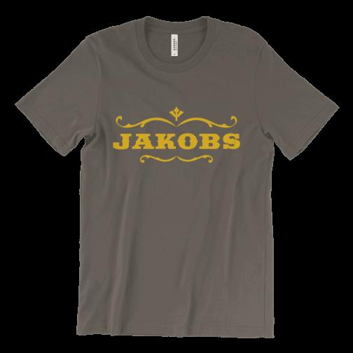 Jakobs logo T-Shirt