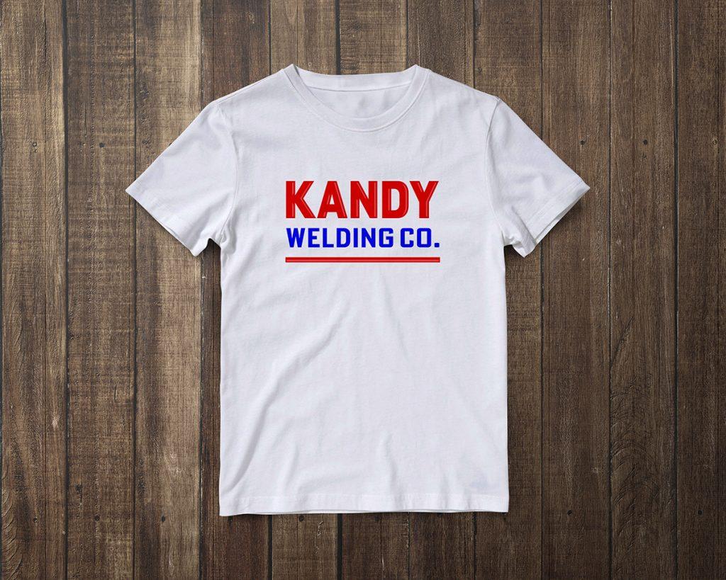 Kandy Welding Co. T-Shirt