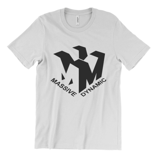 Massive Dynamic logo T-Shirt
