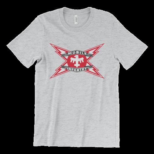 Mobile Infantry logo T-Shirt