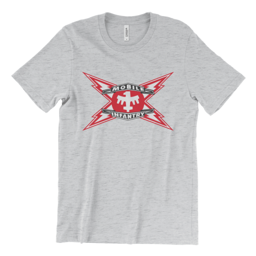 Mobile Infantry logo T-Shirt
