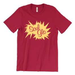 Soul Glo Commercial T-Shirt | Coming To America