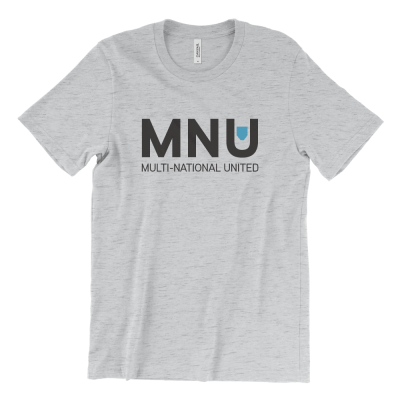 MNU | Multi-National United | District 9 T-Shirt