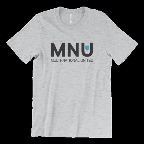 MNU | Multi-National United | District 9 T-Shirt