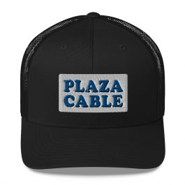 Plaza Cable Cap