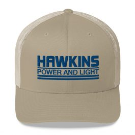 Hawkins Power And Light Cap