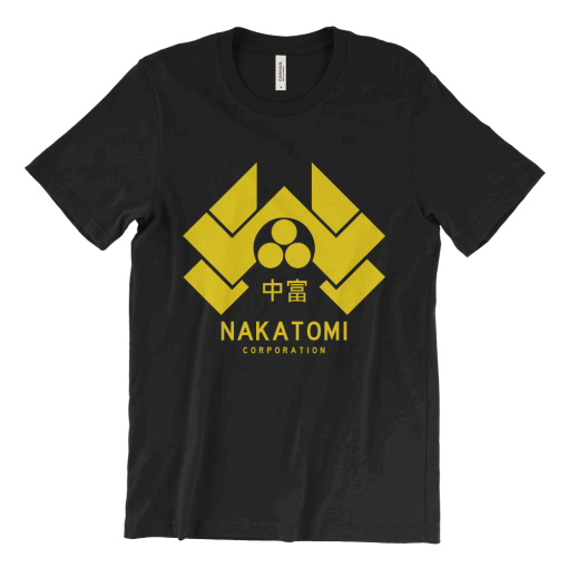 Nakatomi Corporation T-Shirt