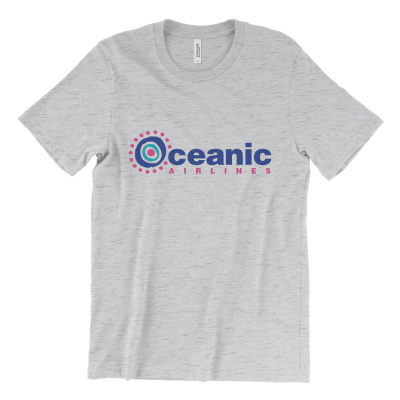 Oceanic Airlines logo T-Shirt