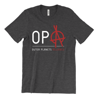OPA — Outer Planets Alliance logo | The Expanse