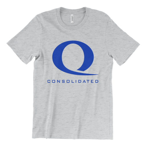 Queen Consolidated logo T-Shirt