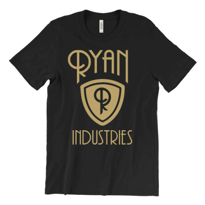 Ryan Industries logo T-Shirt