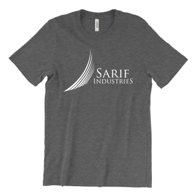 Sarif Industries logo T-Shirt — Deus Ex
