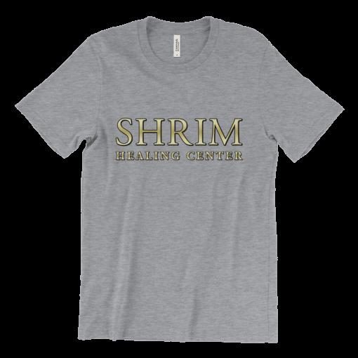 Shrim Healing Center logo T-Shirt