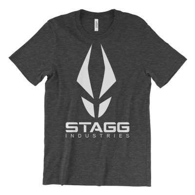 Stagg Industries logo T-Shirt