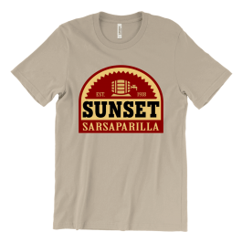 Sunset Sarsaparilla