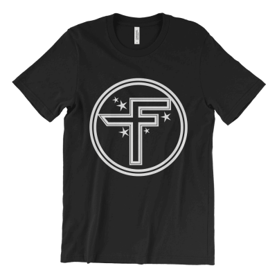 Trade Federation logo Black T-Shirt
