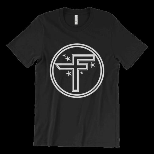 Trade Federation logo Black T-Shirt
