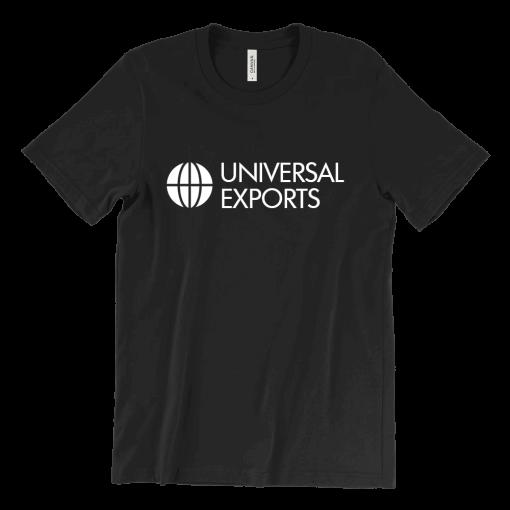 Universal Exports Logo - Bond T-Shirt