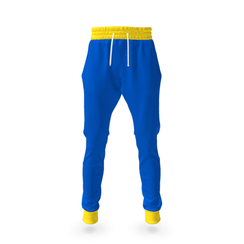 Vault Suit Pants - Vault Boy Cosplay - Front View