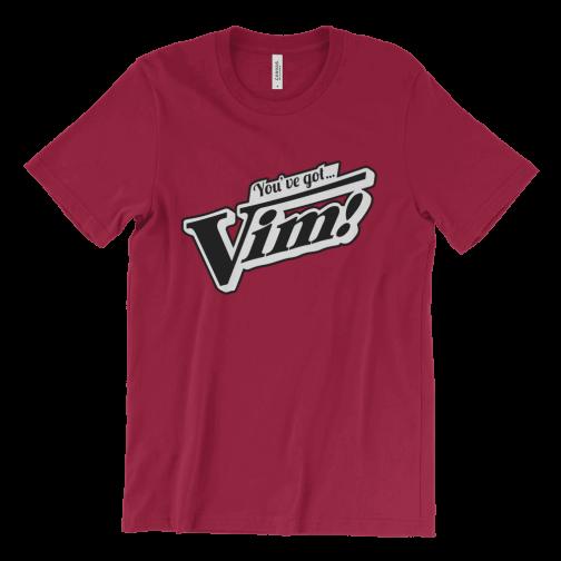 Fallout 4 Vim Logo T-Shirt