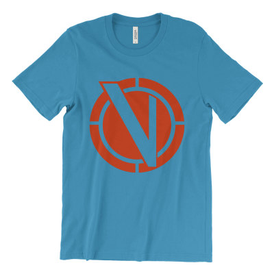 Rick and Morty 'The Vindicators' Logo T-Shirt