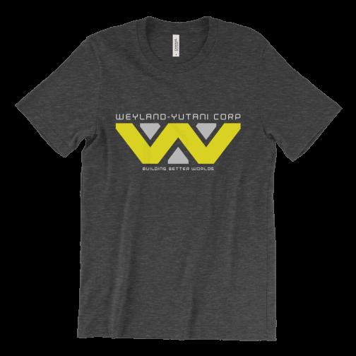 Weyland-Yutani Corporation logo T-Shirt