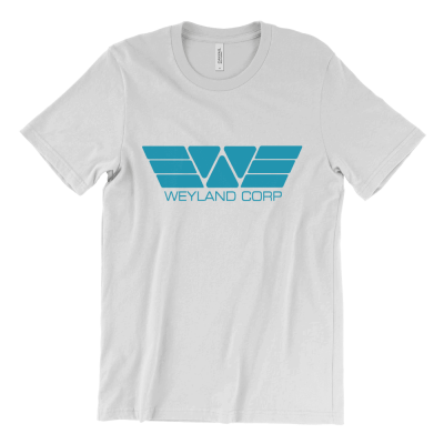 Weyland Corporation logo T-Shirt