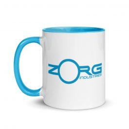 ZORG Industries Blue Accent Mug