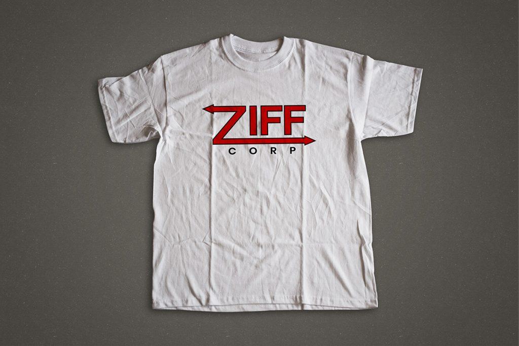 ZiffCorp Logo T-Shirt